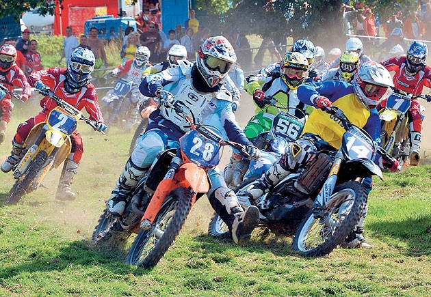 Bromyard Motocross Track, click to close